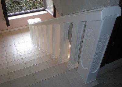 Betonske unutarnje ograde s rukohvatima (4)