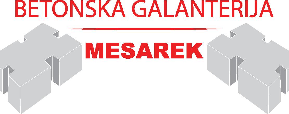 BETONSKA GALANTERIJA MESAREK