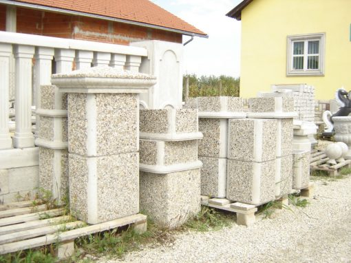 Ostala betonska galanterija