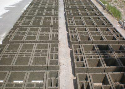 Proizvodnja betonskih blokova (5)