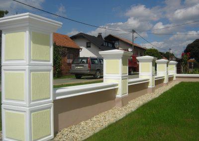Stupovi i ograde (10)