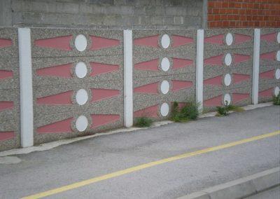 Stupovi i ograde (7)