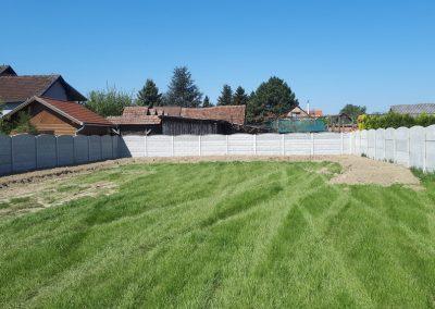 Betonska montažna ograda