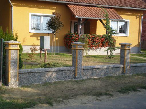 Betonski stupovi za ogradu